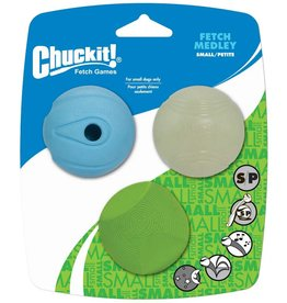 Chuckit Fetch Medley small
