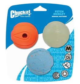 Chuckit Fetch Medley medium