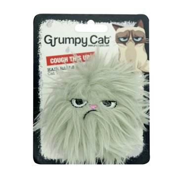 Grumpy Cat Hair Balls Cat Toy