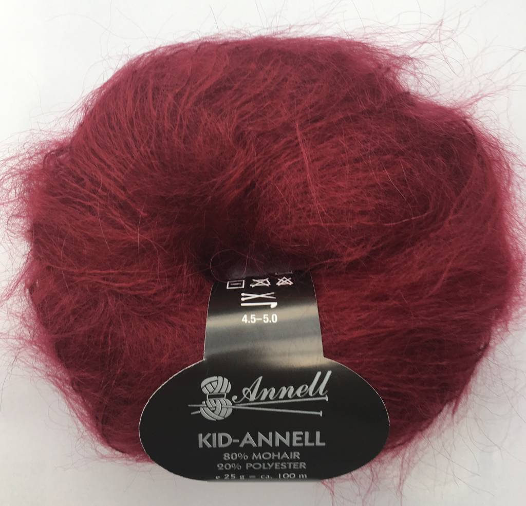 Annell Kid-Annell - Bordeaux (3110)