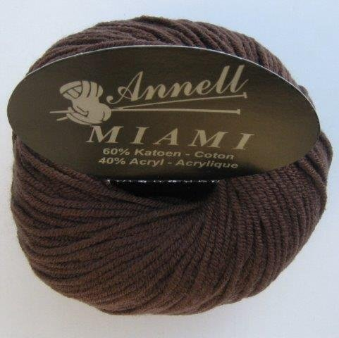 Annell Miami - Jaune clairel (8914) - Copy