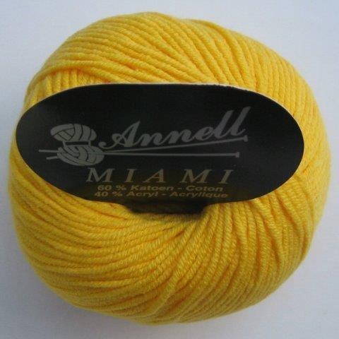 Annell Miami - Jaune clairel (8914) - Copy - Copy - Copy