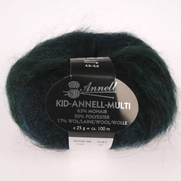 Annell Kid-Annell Multi - (3190)