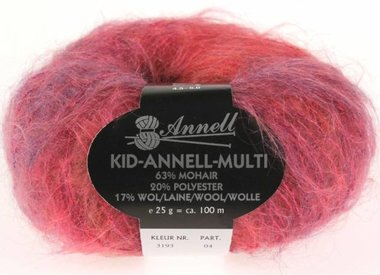 KID ANNELL MULTI - 3,00 EUR
