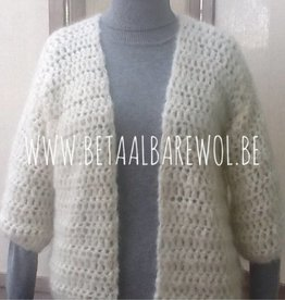 Explication gilet similaire Bernadette - Crochet-version