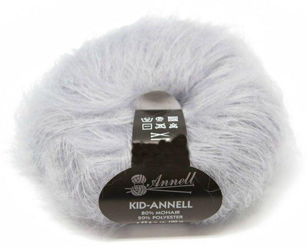 Annell Kid-Annell - Licht grijs (3156)