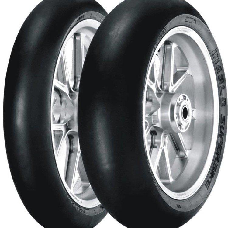 Pirelli Diablo Superbike 120/70/17