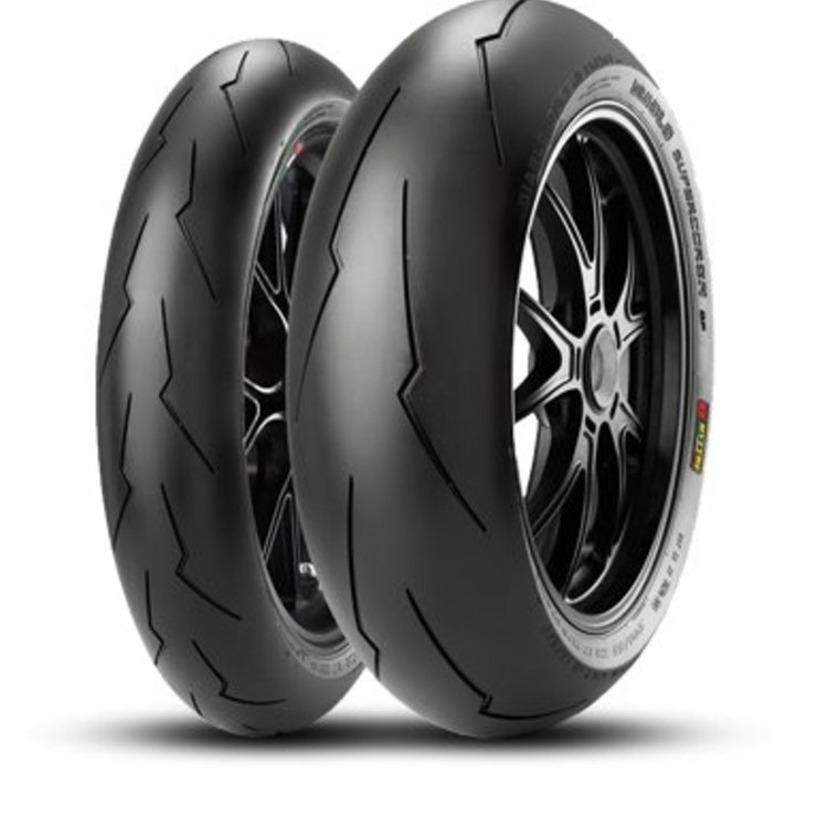 Pirelli Diablo Supercorsa V2 160/60/17