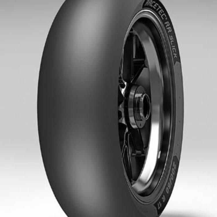 METZELER Racetec RR Slick 200/60/17