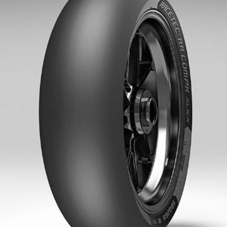 METZELER Racetec RR COMPK Slick 200/55/17
