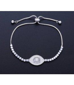 TheFashionSider Crystal Stones Armband