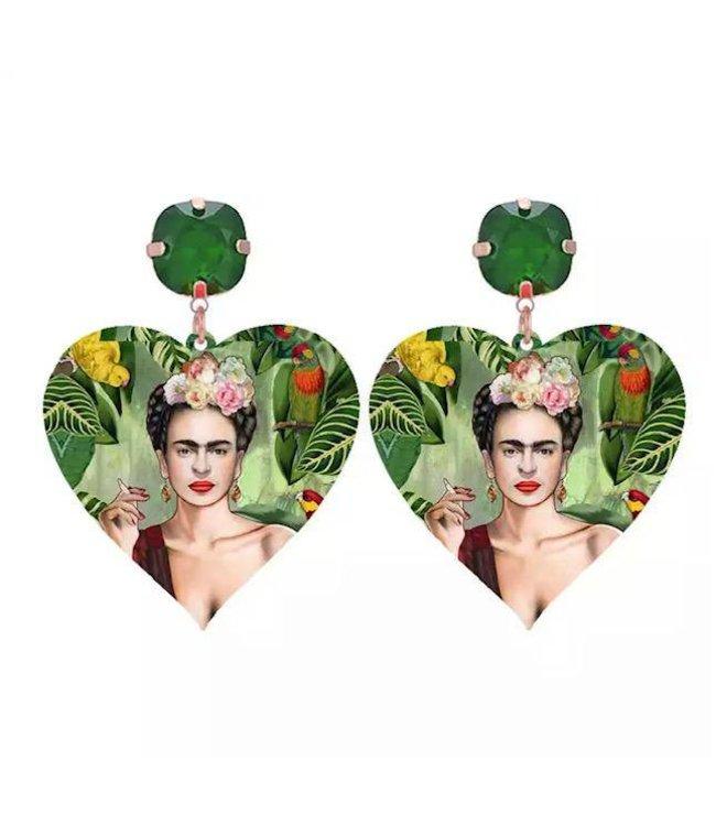 TheFashionSider Frida Kahlo