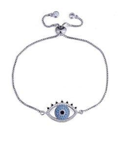 TheFashionSider Evil Eye Armband