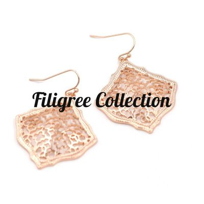 The Fashion Sider Filigraan Collection