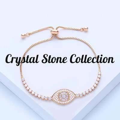 The Fashion Sider  Crystal Stones Collection