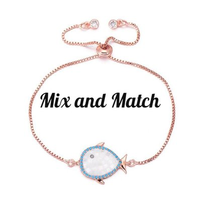 The Fashion Sider Mix and Match Armbanden