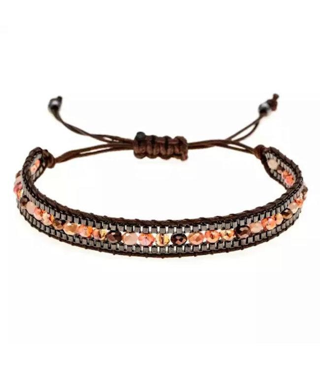 TheFashionSider Ibiza Style Armband
