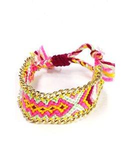 Boho Ibiza Friendship Armband