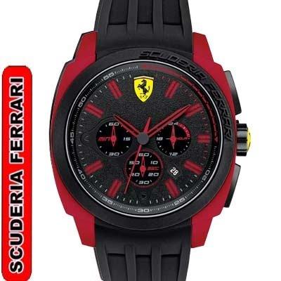 Scuderia Ferrari SCUDERIA FERRARI--UOMO Mod. 830115