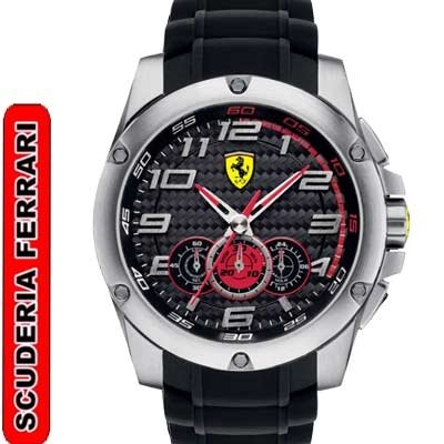 Scuderia Ferrari SCUDERIA FERRARI--UOMO Mod. 830088