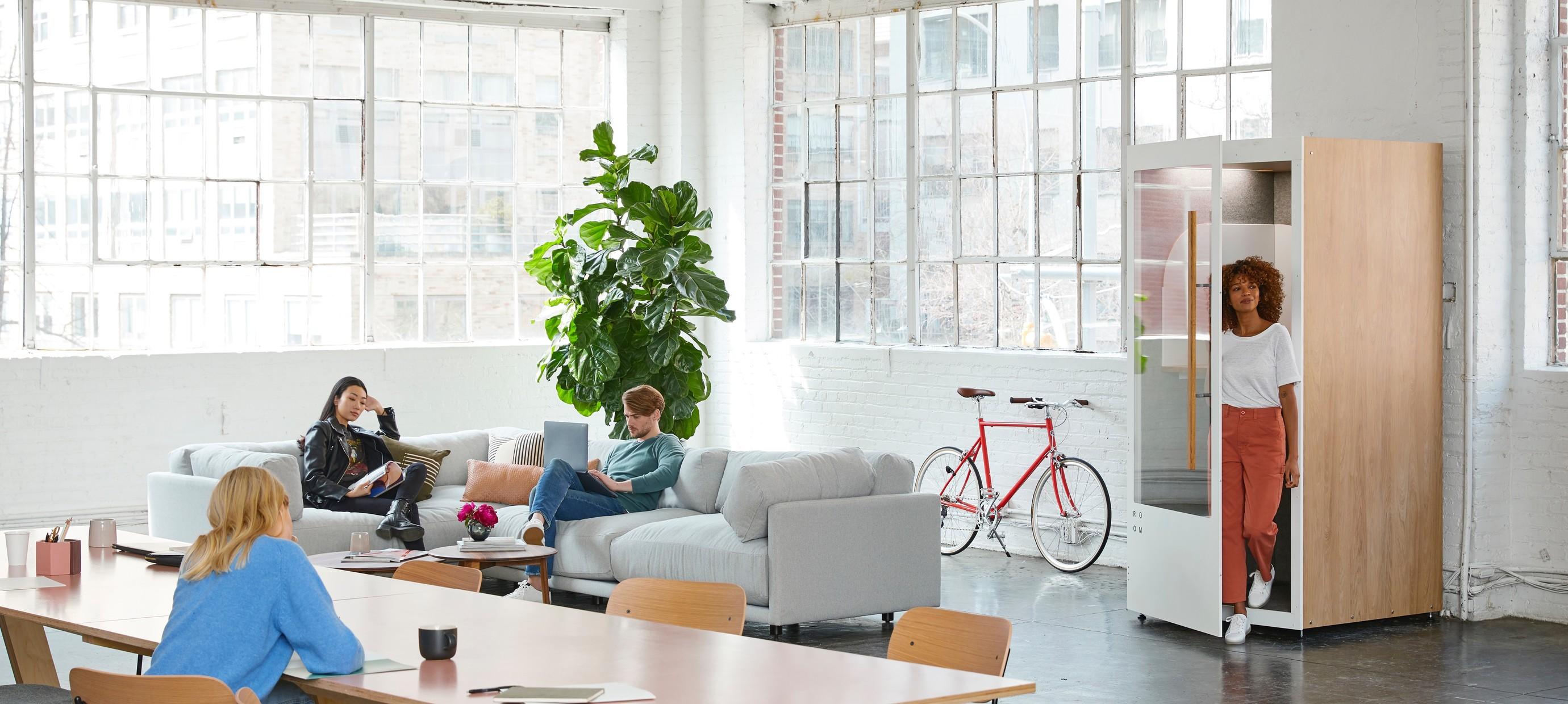 5 tips om je kantoor op te leuken met planten