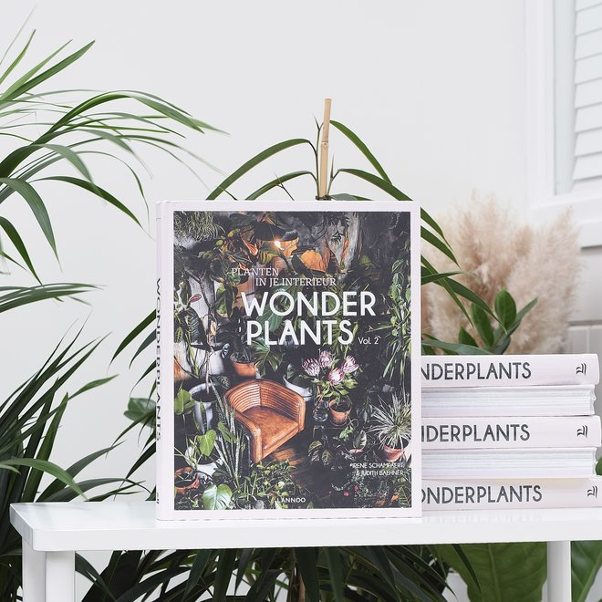 Boek: Wonderplants 2