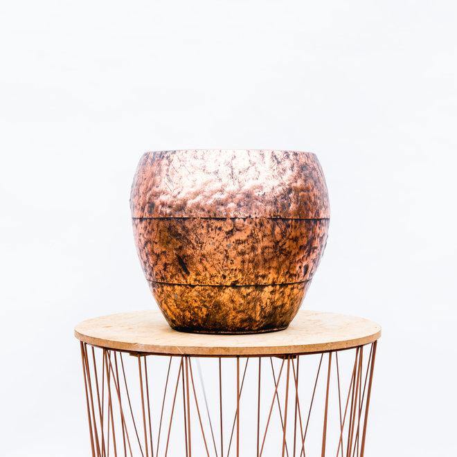 Pot Thomas Copper red