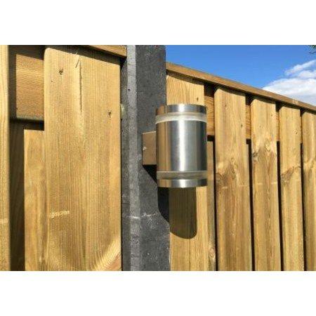 Betonpaal | 275cm | SP 74cm | Lichtleiding