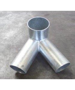 Schommelverbinding | 120x100x100mm | 60 graden | 090