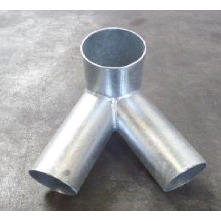 Schommelverbinding   100x80x80mm   60 graden   092
