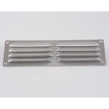 Ventilatierooster | 130x90mm | 2 stuks