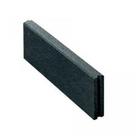 Betonnen Stoepband | Antraciet | 100cm