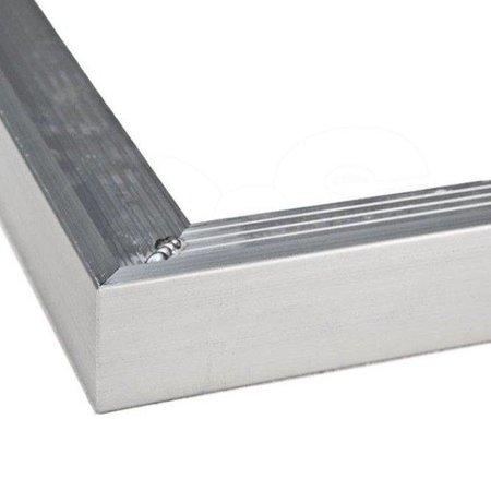 Aluminium daktrim buitenhoek | 45x45mm
