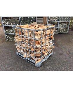 Eiken/Beuken hout in IBC | 1,2m3