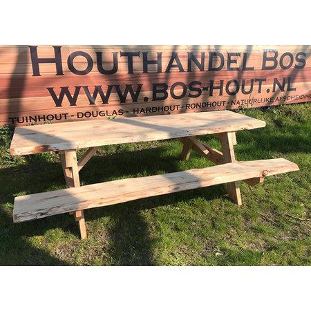 Robuuste picknickbank | Douglas
