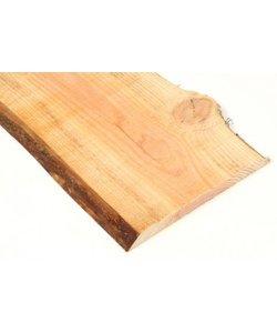 Douglas boomstam plaat | 3.80m | 50mm dik | 40-45cm breed