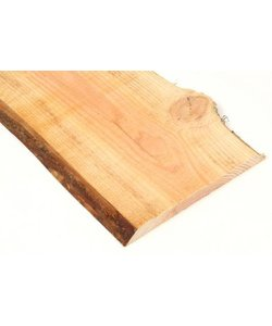 Douglas boomstam plaat | 4.90m | 45mm dik | 30cm breed