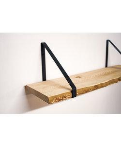 Plankdrager Driehoek + Wandplank Douglas