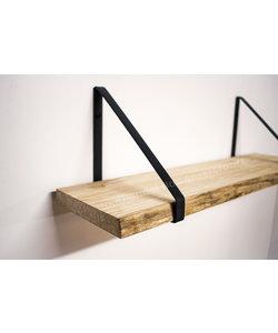 Plankdrager Driehoek + Wandplank Beuken