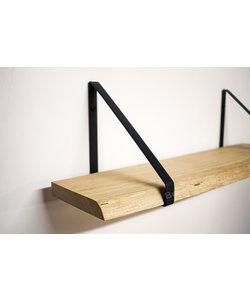 Plankdrager Driehoek + Wandplank Eiken