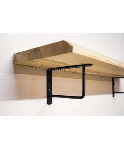 Plankdrager Rechthoek + Wandplank Grenen