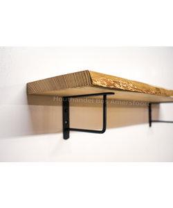 Plankdrager Rechthoek + Wandplank Douglas