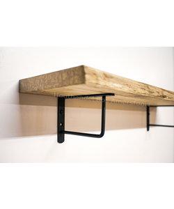 Plankdrager Rechthoek + Wandplank Beuken
