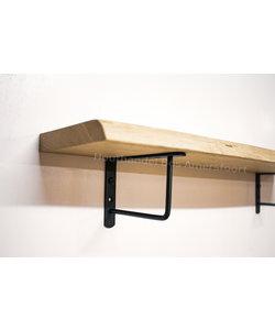 Plankdrager Rechthoek + Wandplank Eiken
