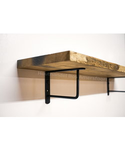 Plankdrager Rechthoek + Wandplank Rustiek Eiken
