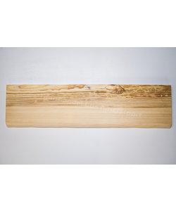 Grenen wandplank | 120cm