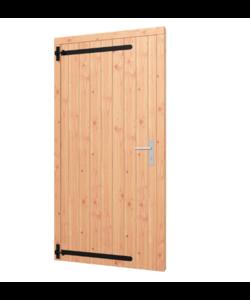 Douglas opgeklampte deur | enkel + kozijn | 91,4cm x 202,1cm