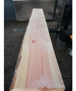Fijnhout geschaafd | Douglas | 310cm | 80mm | FH47