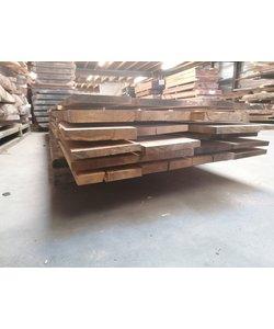 Eiken plank   FH74   4.00m