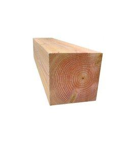 Paal geschaafd  | 140x140mm | 2.50m | Red Class Wood